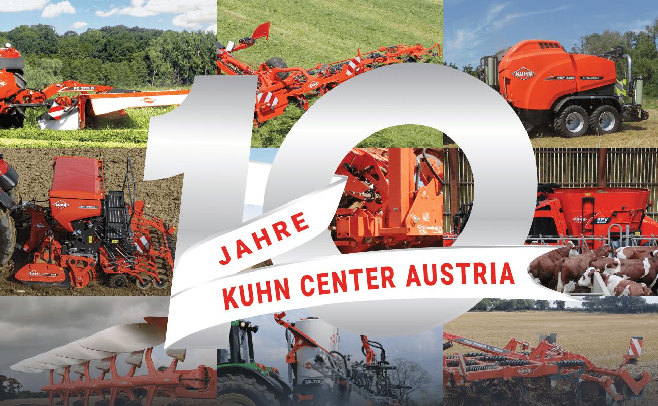 10 Jahre Kuhn Center Austria