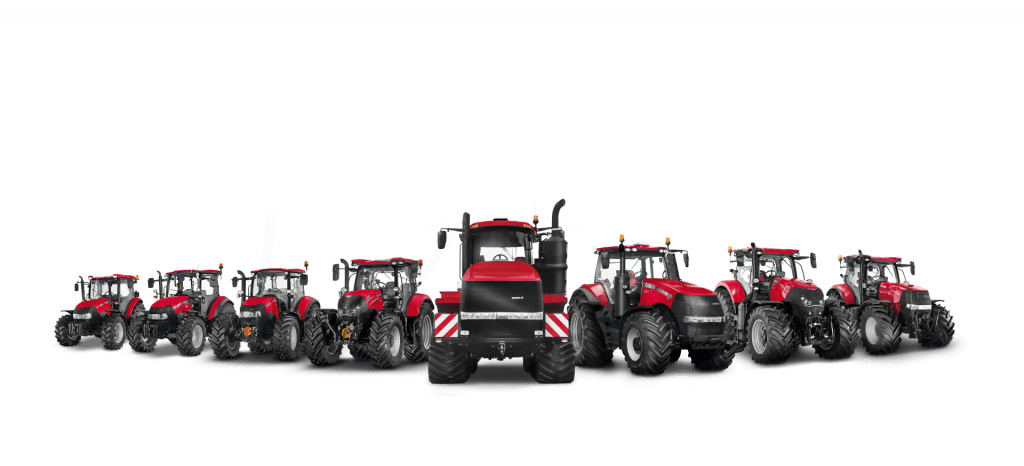 CASE IH Traktoren Sortiment