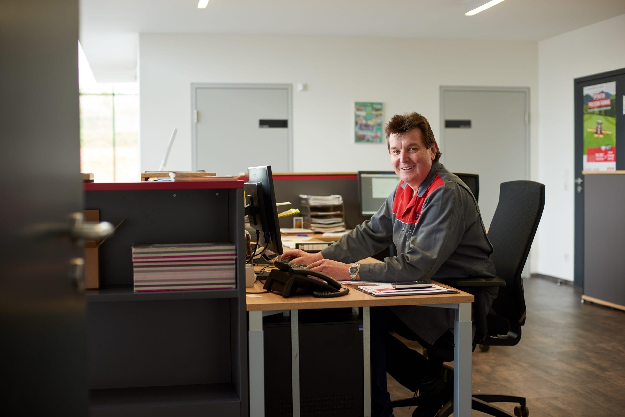 Wir suchen dich: Bürokauffrau/-mann (m/w)