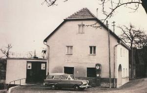 Kauf der alten Schmiede in Oberfucking, St. Marienkirchen 1952