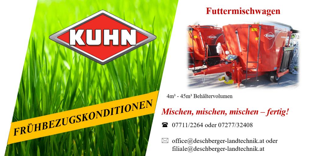 Kuhn Futtermischwagen