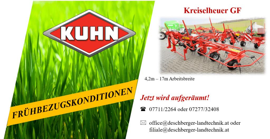 Kuhn Kreiselheuer GF