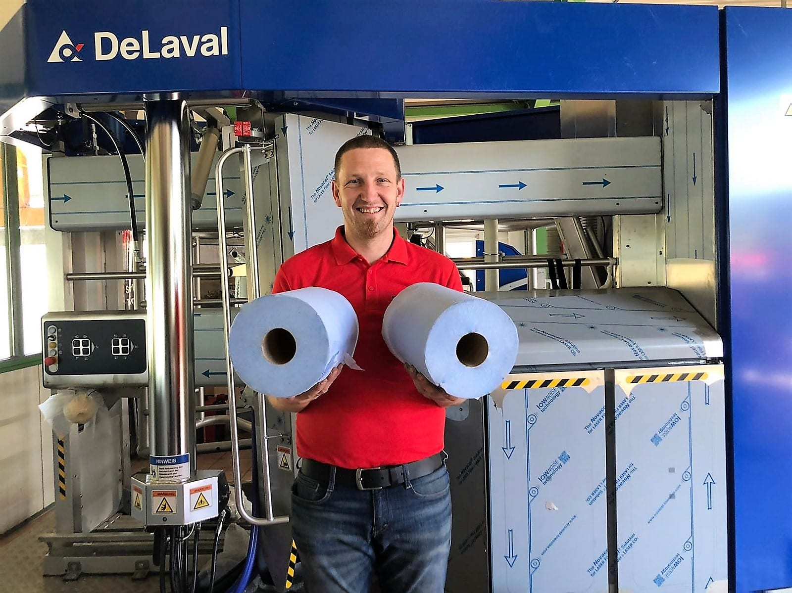 DeLaval Quartalsaktion 01.07. - 30.09.2020