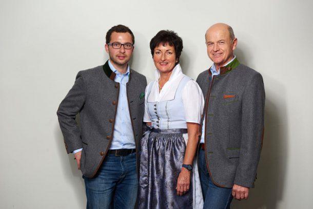 Familie Deschberger - Landtechnik Karl Deschberger