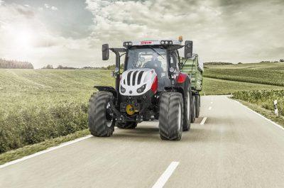 Traktor STEYR Expert CVT