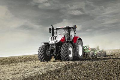 Traktor STEYR Terrus CVT